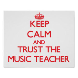 Music Teacher Image