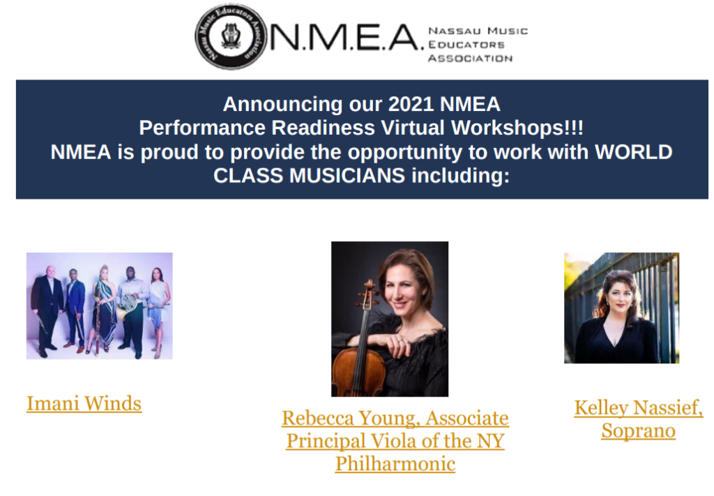 Announcing our 2021 NMEA Performance Readiness Virtual Workshops!!!